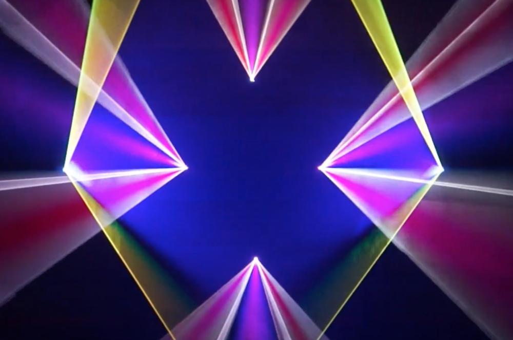 Finale Lasershow
